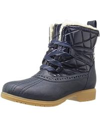 Keds - Snowday Bootie Snow Boot - Lyst