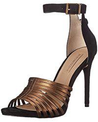 BCBGMAXAZRIA Dena Dress Sandal - Black