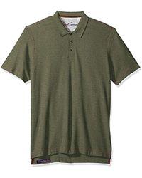 Robert Graham - Messenger Short Sleeve Cotton Modal Polo - Lyst
