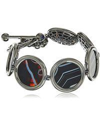Eddie Borgo - S Voyager Toggle Bracelet - Lyst