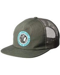 Lyst - Vans The Quiet Life Murphy Snapback Cap in Gray for Men cf6f0dcc6aa