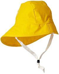 Helly Hansen - Sou'wester Waterproof Rain Hat, Light Yellow, 57/58 - Lyst