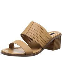 9d9f724d695d Lyst - Kensie  boston  Flatform Sandal in Black