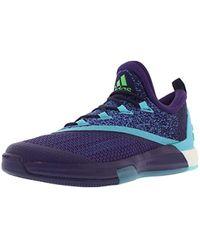 ec58e606d0c0 adidas - Performance Crazylight Boost 2.5 Low Basketball Shoe - Lyst