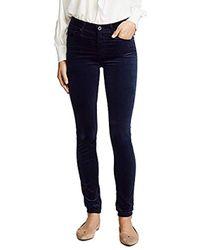 AG Jeans - Velvet Farrah Skinny - Lyst