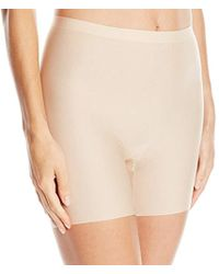 5f2dd25a2699 Wacoal Women's Body Base Shorty - Sand in Natural - Lyst