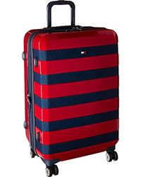 """Tommy Hilfiger - Rugby 25"""" Expandable Hardside Spinner - Lyst"""