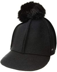 0ababef0033 Lyst - Women s Armani Exchange Hats