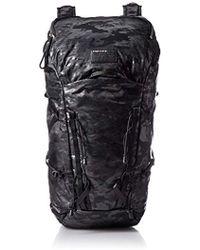 DIESEL - Check Running Backpack - Lyst