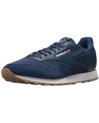 Reebok - Classic Leather Sneaker - Lyst