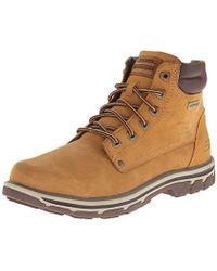 Skechers - Usa Segment Amson Chukka Waterproof Boot - Lyst