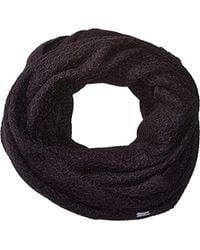Calvin Klein - Lurex Texture Loop Accessory - Lyst