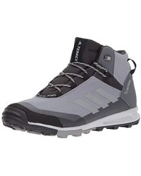 2db1e5e00352c Lyst - adidas Terrex Swift R Mid Gore-tex in Black for Men