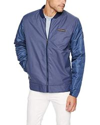 acb94119 Tommy Hilfiger Big & Tall Wilshire Colorblocked Insulator Jacket in ...