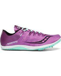 ac13e9304100 Saucony - Endorphin 2 Track Shoe - Lyst