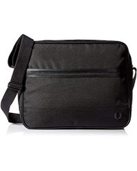 Fred Perry - Nylon Shoulder Bag - Lyst