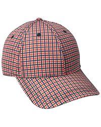 65923cbf47768 Ben Sherman - Sublimation Print Baseball Cap - Lyst