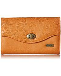 Roxy - Pink Motel Wallet - Lyst