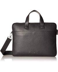 Emporio Armani - Multi-functional Briefcase - Lyst