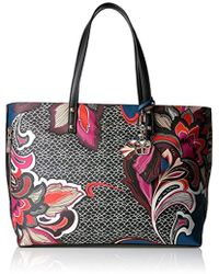 Trina Turk - Ikabana Floral Bungalow Easy Tote - Lyst
