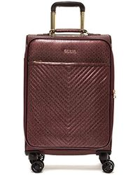 """Guess - Halley 20"""" Spinner 8-wheeler Bordeaux - Lyst"""