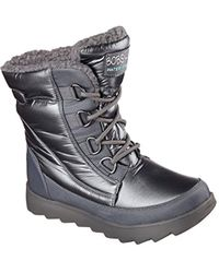 Skechers - Bobs From Mementos Snow Cap Cozy Winter Boot - Lyst
