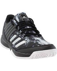 best sneakers b1738 7c797 adidas - Ligra 5 W Tennis-shoes, Whitemetallic Silvermetallic Silver