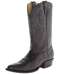 Stetson - 13 Inch Shaft Single Welt Round Toe Riding Boot - Lyst