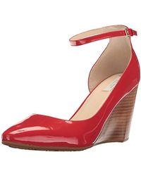 Cole Haan - Sadie Ankle Strap Wedge 85mm Platform - Lyst