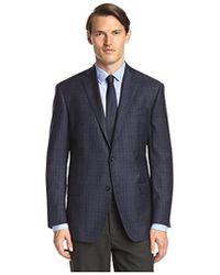 Franklin Tailored - Plaid Triton Sportcoat - Lyst