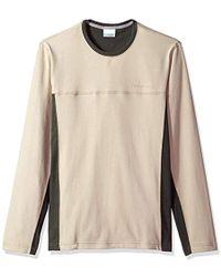 1d00ff15ebc Lyst - Columbia Ward River Long Sleeve Shirt in Black for Men