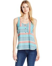 Woolrich - Spring Fever Eco Rich Tank - Lyst
