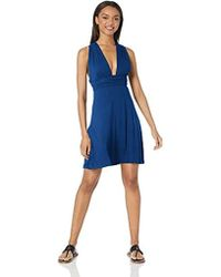 eed0260959 Kenneth Cole Reaction - Multi-way Convertible Wrap Beach Cover Up Dress -  Lyst