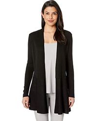 Anne Klein - Long Cardigan - Lyst