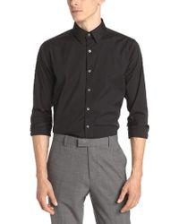 Theory - Sylvain Wealth Dress Shirt - Lyst
