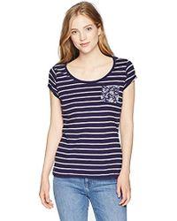 U.S. POLO ASSN. - Short Sleeve Crew Neck T-shirt - Lyst