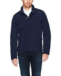 Scotch & Soda - Classic Lightweight Padded Jacket With Diamond Quilting - Lyst