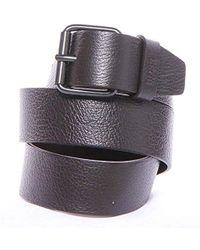 BOSS - Jesse Leather Belt - Lyst