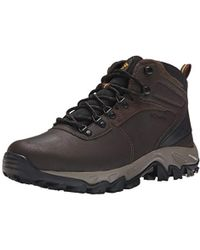 Columbia - Newton Ridge Plus Ii Waterproof Hiking Boot - Lyst