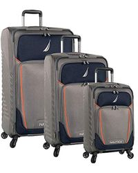 bfb0b67fe Men's Nautica Luggage and suitcases - Lyst