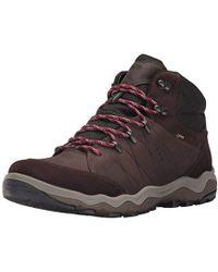 19166b30084d9 Ecco - Ulterra High Gore-tex Backpacking Boot - Lyst