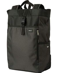 28ce4977bfa4 Lyst - Rvca Cooked Duffle Bag in Green for Men