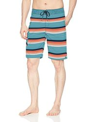 Billabong - All Day Og Stripe Boardshort - Lyst