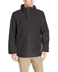 London Fog - Brookings Anorak Three-in-one Systems Jacket - Lyst