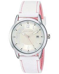 Skechers - Haynes Quartz Watch With Strap, Silicone, 19 (model: Sr6101) - Lyst