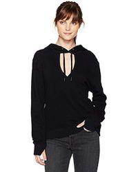 Pam & Gela - V-neck Sweatshirt - Lyst