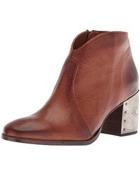 Frye - Nora Omaha Short Ankle Boot - Lyst