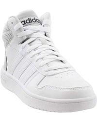 quality design 161ae 1d5b2 adidas Originals - Vs Hoops Mid 2.0 - Lyst
