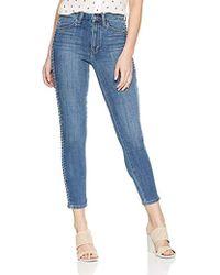 Joe's Jeans - Charlie High Rise Skinny Ankle Jean In Danika - Lyst