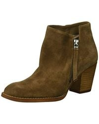 94a1418f1 Lyst - Sam Edelman Hilty Fashion Boot in Metallic